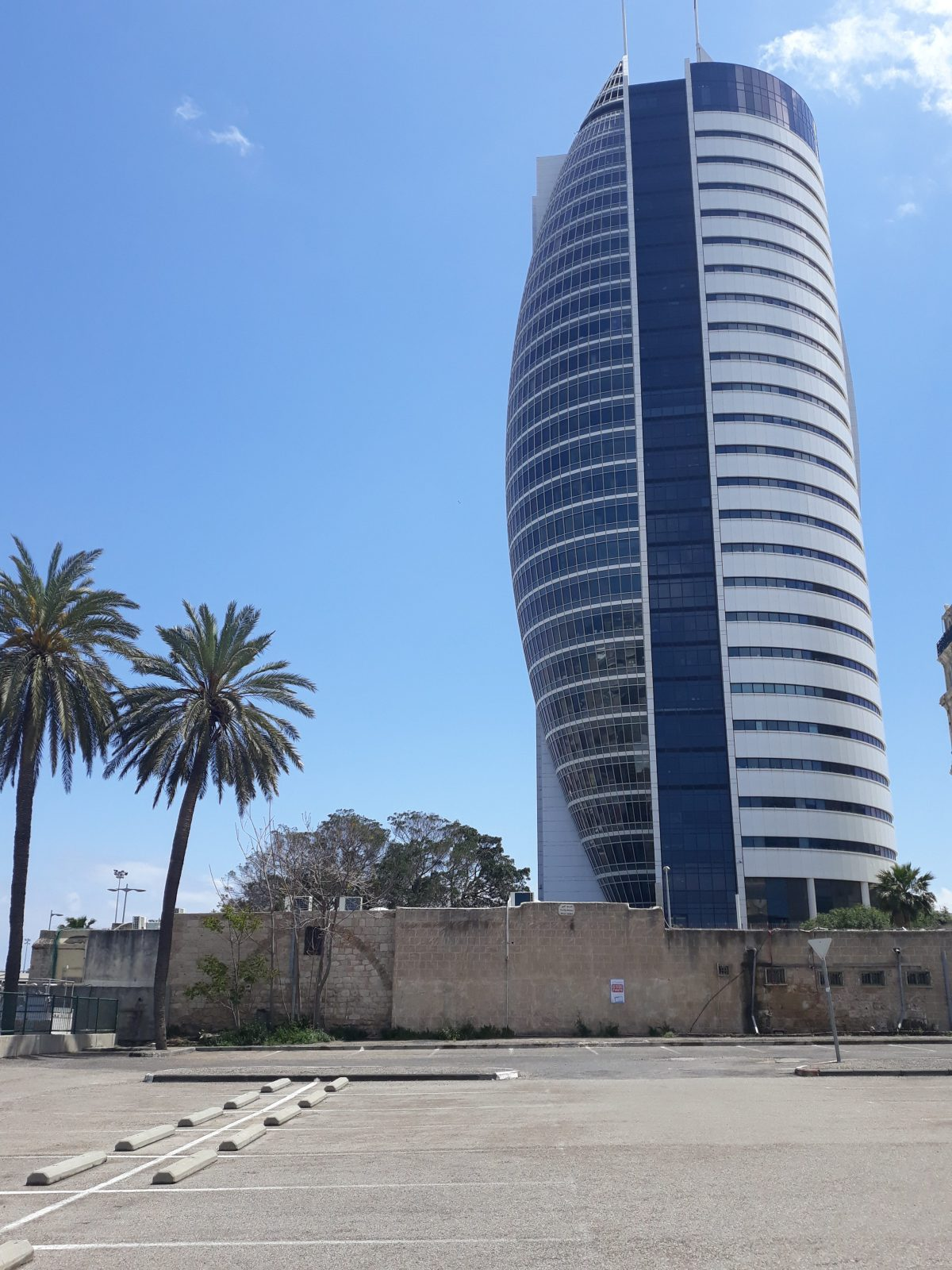 בניין הטיל חיפה